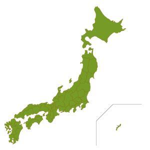 【神社マップ】都道府県別さくいん
