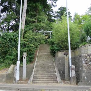 式内社・圓田神社(えんたじんじゃ)