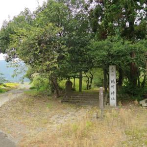 式内社・鵜川神社(うかわじんじゃ)