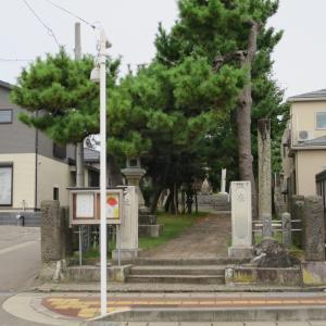 式内社・石井神社(いしいじんじゃ)