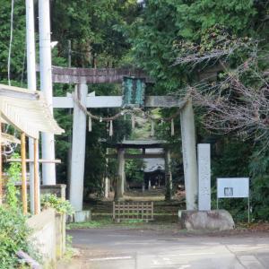 式内社・楯縫神社(たてぬいじんじゃ)