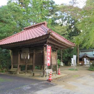 式内社・胎安神社(たやすじんじゃ)/茨城県かすみがうら市