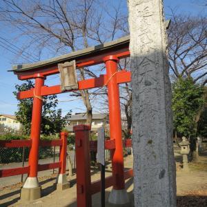 式内社・熊野神社(くまのじんじゃ)/埼玉県児玉郡上里町
