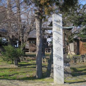 金鑚神社(かなさなじんじゃ)/埼玉県児玉郡美里町