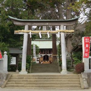 【相模国三宮】比々多神社(ひびたじんじゃ)/神奈川県伊勢原市