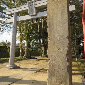 鎌足神社(かまたりじんじゃ)/茨城県鹿嶋市