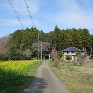式内社・立野神社(たてのじんじゃ)/茨城県水戸市
