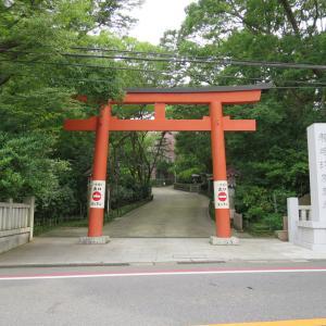 稲毛浅間神社(いなげせんげんじんじゃ)/千葉県千葉市