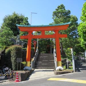 穴八幡宮(あなはちまんぐう)/東京都新宿区