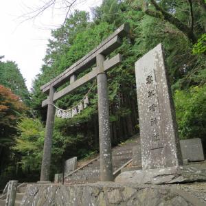 式内社・零羊崎神社(ひつじさきじんじゃ)/宮城県石巻市