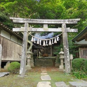 栄存神社(えいぞんじんじゃ)/宮城県石巻市