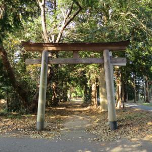 式内社・夷針神社(いはりじんじゃ)/茨城県東茨城郡茨城町