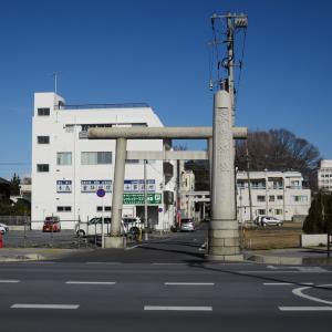 式内社・高城神社(たかぎじんじゃ)/埼玉県熊谷市