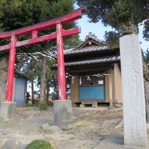式内社・白髪神社(しらかみじんじゃ)/埼玉県熊谷市
