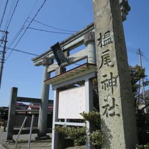 式内社・椙尾神社(すぎのおじんじゃ)/山形県鶴岡市