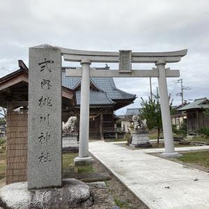 式内社・桃川神社(ももがわじんじゃ)/新潟県村上市
