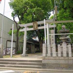 式内社・高瀬神社(たかせじんじゃ)/大阪府守口市