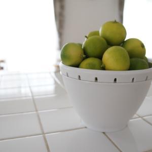 【シロップ作り】すだち+氷砂糖で簡単シロップ。