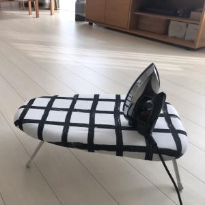 【簡単ハンドメイド】アイロン台カバー作りました!