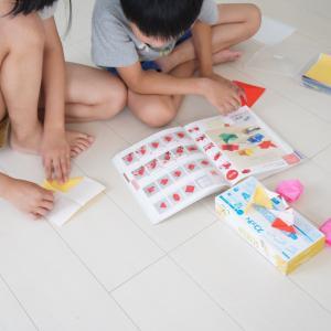 【夏休み...溜まる子供の工作】紙袋収納がgood!!