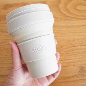 【コンパクトになる&洗いやすいのが◎】マイカップはじめました!