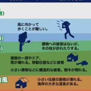 8日目 台風カテゴリー6  !?