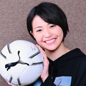 三阪咲【第98回高校サッカー応援歌『繋げ!』】プロフ中学・高校?