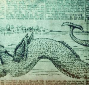 15人が同時に目撃 ~ ミネトンカ湖の怪物 (ミニー)