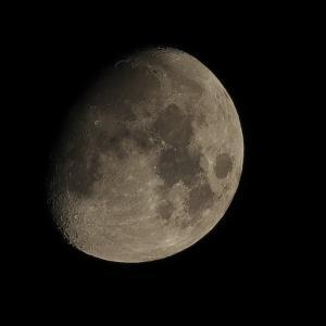 満月まであと少し