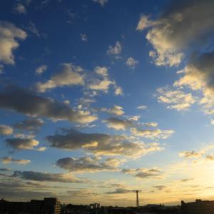 【空模様】今朝の朝焼け【サンライズ】