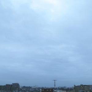 【空模様】今日の夕焼け【サンセット】