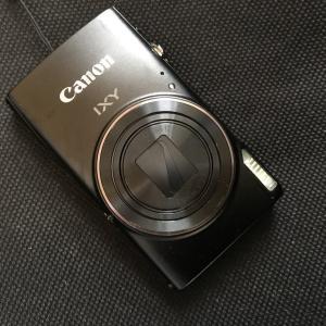 【カメラ(コンデジ)】使いやすいとは思うけど【やっぱり一眼が良い】