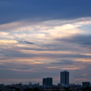 【空模様】今日の空【全くダメな空でした】