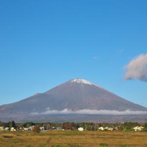 【風景】富士山【定番な場所なのか?】
