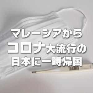 【2020年3月】新型コロナ大流行の日本へ一時帰国した話。
