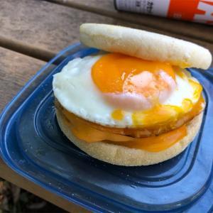 ⑭バイクで朝食を!「モーツー」 (朝マック?)