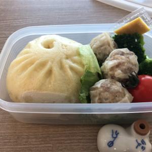 ⑦自家製お弁当 ときどきコンビニ飯 崎陽軒&551蓬莱コラボ弁当ver2
