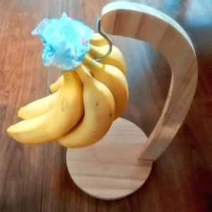 バナナを長持ちさせる驚きの方法!!