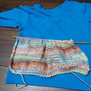 洗礼と棒編み