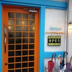 インドカレー店&シチリア料理店