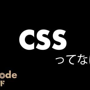 【3分解説】CSSってなに?