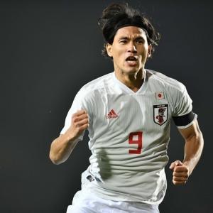 サッカー 日本代表 3-0でタジキスタンに勝利! 南野2ゴール+浅野1ゴール