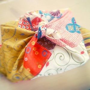 バッグに忍ばせて!話題の「あずま袋」を作ってみた