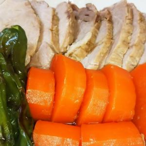 柔らかお肉大好き!「ほろほろ煮豚」と「ゆで汁スープ」