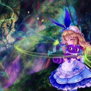 「迷子のアリス」の制作