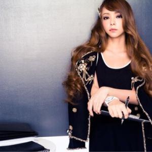 安室奈美恵様の愛用する腕時計