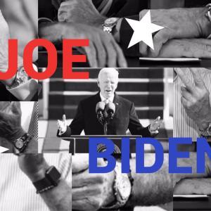 ジョー・バイデンの腕時計|アメリカ合衆国の新大統領は時計好き!