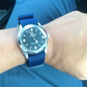 おしゃれな腕時計といえば?緑文字盤ならまちがいなし!!