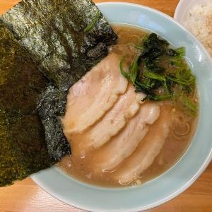 とろけるチャーシューが美味い家系ラーメン「新岡商店」@井土ヶ谷