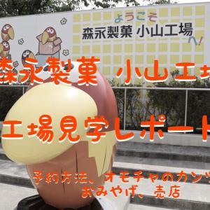 『森永製菓 小山工場』は人気の工場見学スポット!予約方法や見学内容、お土産を紹介!|栃木県小山市